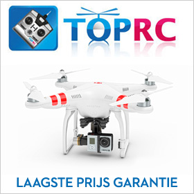 TopRC Drone afbeelding