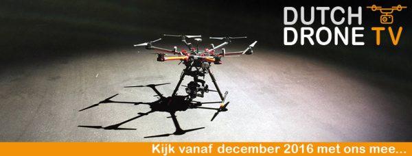 Nieuw tv-programma over drones afbeelding
